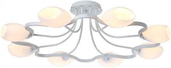 Потолочная люстра Arte Lamp Liverpool A3004PL-8WA люстра на штанге arte lamp liverpool a3004pl 8wa