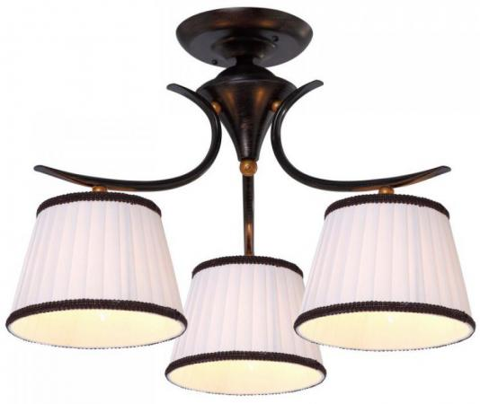 Потолочная люстра Arte Lamp Irene A5133PL-3BR люстра на штанге arte lamp aroma a6582pl 3br