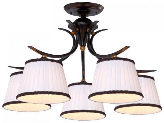 Потолочная люстра Arte Lamp Irene A5133PL-5BR подвесная люстра arte lamp irene a5133lm 5br