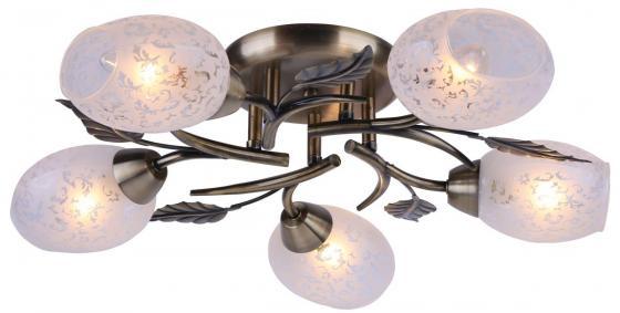 Потолочная люстра Arte Lamp Anetta A6157PL-5AB