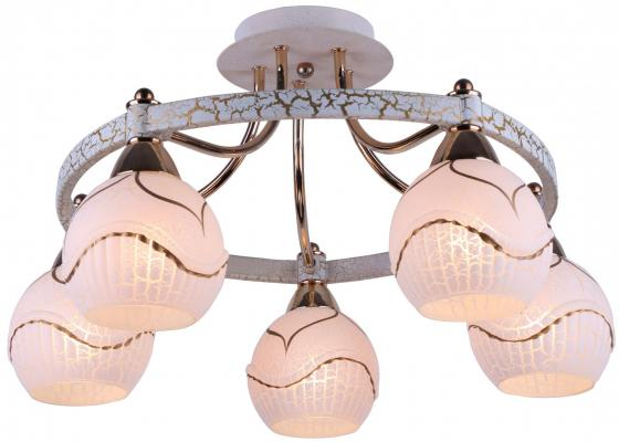Потолочная люстра Arte Lamp Daniella A6173PL-5WG