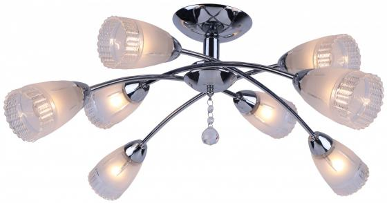 Потолочная люстра Arte Lamp Giulia A6198PL-8CC люстра на штанге arte lamp a6198pl 8cc
