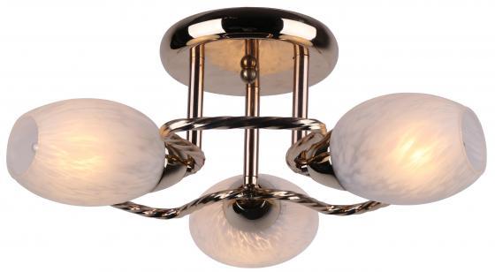 Потолочная люстра Arte Lamp Cosetta A6211PL-3GO arte lamp потолочный светильник arte lamp cosetta a6211pl 6go