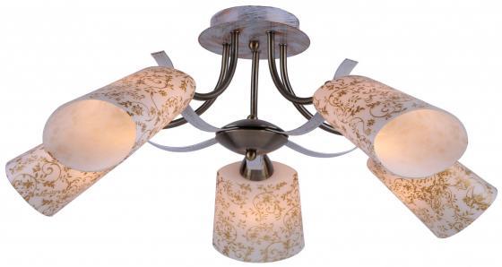 Потолочная люстра Arte Lamp Leticia A6212PL-5WG
