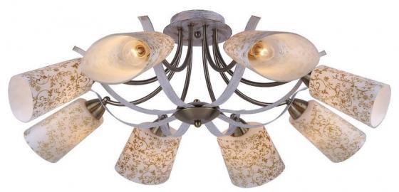 Потолочная люстра Arte Lamp Leticia A6212PL-8WG