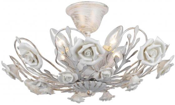 Потолочная люстра Arte Lamp Idillio A6356PL-4WG arte lamp chiara a6098pl 4wg