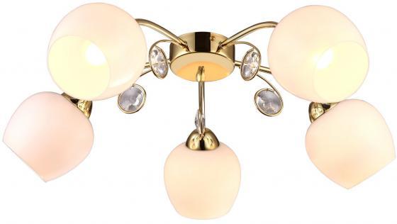Потолочная люстра Arte Lamp Millo A9549PL-5GO потолочная люстра arte lamp millo a9549pl 5go