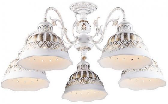 Потолочная люстра Arte Lamp Shiesa A2814PL-5WG цена и фото
