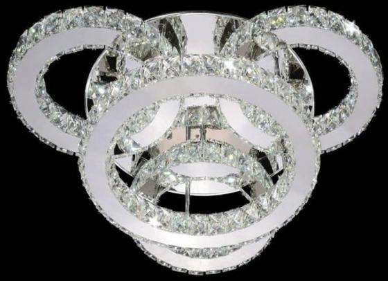 Потолочная люстра с пультом ДУ Citilux Olimpia EL330C70.1
