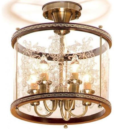 Потолочная люстра Citilux Версаль CL408253R люстра потолочная citilux версаль cl408253r