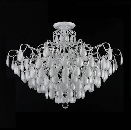 Потолочная люстра Crystal Lux Sevilia PL9 Silver потолочная люстра crystal lux sevilia pl9 silver