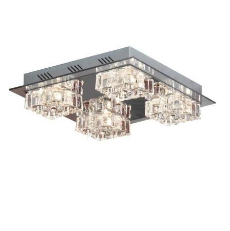 Потолочная люстра Lussole Chirignago LSA-0707-16  потолочный светильник lussole chirignago lsa 0703 12