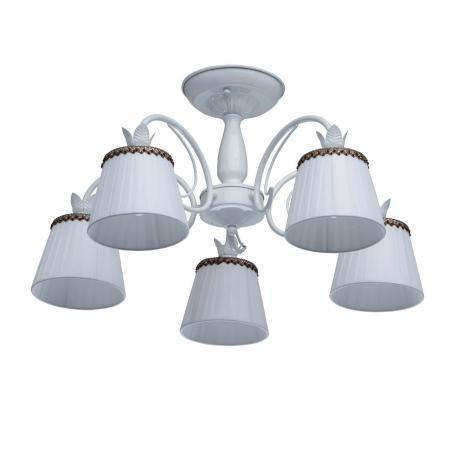 Потолочная люстра MW-Light Виталина 5 448011405 mw light бра mw light виталина mw 448022201