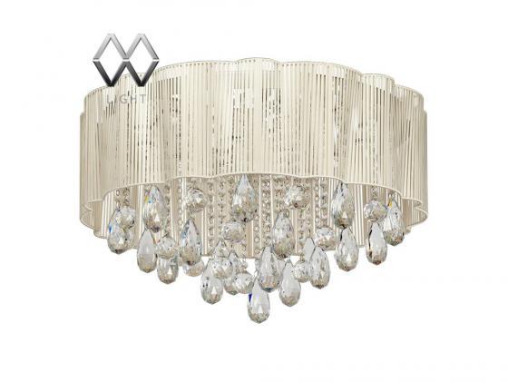 Потолочная люстра MW-Light Жаклин 465013120 mw light потолочная люстра жаклин 465013920