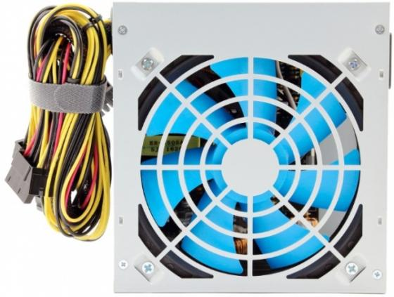 Блок питания ATX 400 Вт PowerCool PC400-120-APFC-80P-O бп atx 600 вт powercool pc600 120 apfc 80p o
