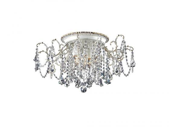 Потолочная люстра Odeon Gardia 2880/4C eurosvet подвесной светильник dorata