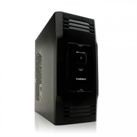 Корпус ATX PowerCool Metro G1 450 Вт чёрный корпус atx foxline fl 911b 450prs 450 вт чёрный