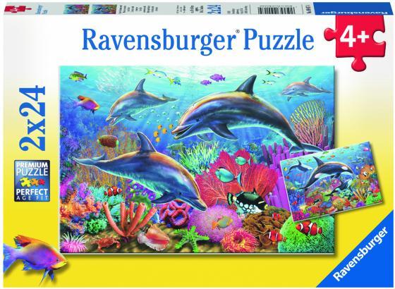 Пазл 48 элементов Ravensburger Красота подводного мира 09017
