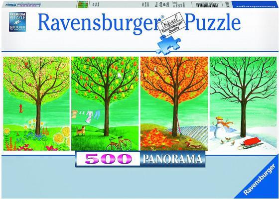 Пазл 500 элементов Ravensburger 4 сезона 14706