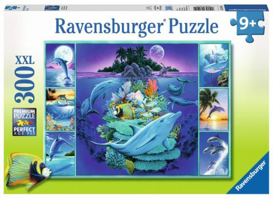 Пазл 300 элементов Ravensburger Дельфины цена