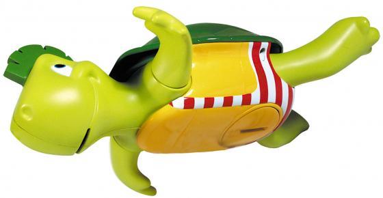 Интерактивная игрушка Tomy Поющая черепаха от 12 месяцев разноцветный PT2755 игровые наборы tomy britains big farm фермерский прицеп со свинками