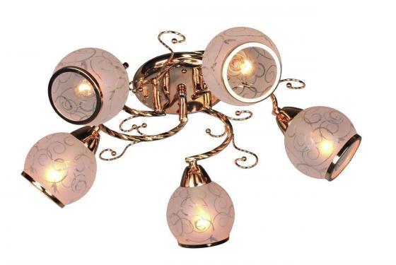 Потолочная люстра Omnilux OML-36717-05 omnilux люстра omnilux oml 36717 05