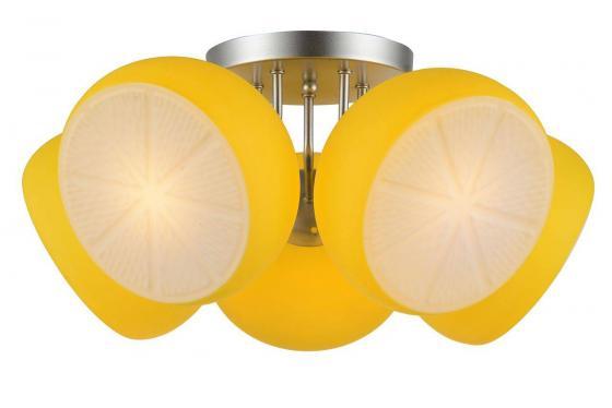 Потолочная люстра ST Luce Arancio SL482.902.05 потолочная люстра st luce arancio sl482 902 05