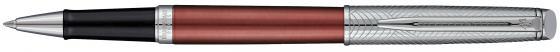 Ручка-роллер Waterman Hemisphere Deluxe Privee черный F 1971675