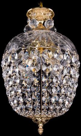 Подвесная люстра Bohemia Ivele 1677/25/G/Balls подвесная люстра bohemia ivele 1677 30 nb