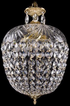 Подвесная люстра Bohemia Ivele 1677/35/G подвесная люстра bohemia ivele 1677 30 nb