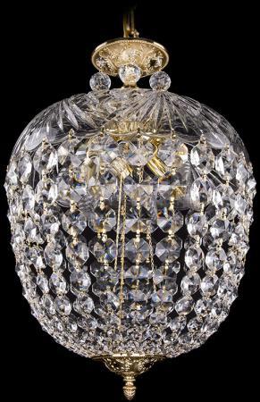 Подвесная люстра Bohemia Ivele 1677/35/G/Balls подвесная люстра bohemia ivele 1677 30 nb