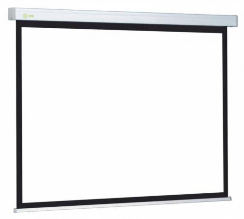 Экран настенный Cactus Wallscreen CS-PSW-150X150 150x150см 1:1 белый