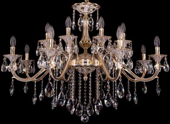 Подвесная люстра Bohemia Ivele 1703/16/360/B/GW bohemia ivele crystal 1703 16 360 b gw