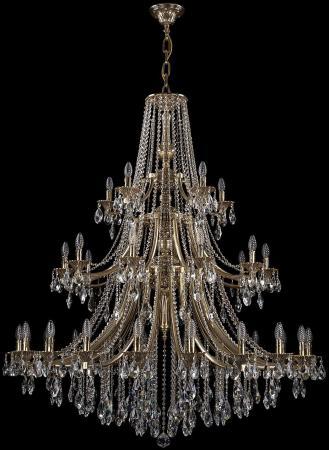 Подвесная люстра Bohemia Ivele 1771/20+10+5/490/B/GB bohemia ivele crystal 1771 20 10 5 490 b gb