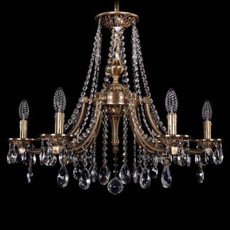 Подвесная люстра Bohemia Ivele 1771/6/220/C/FP bohemia ivele crystal подвесная люстра bohemia ivele 1771 6 220 c fp sh9