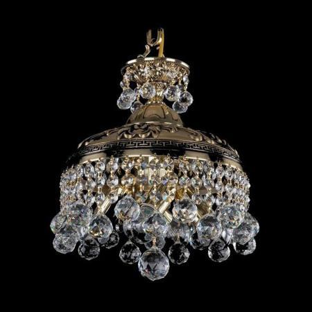 Подвесная люстра Bohemia Ivele 1778/25/GB/Balls
