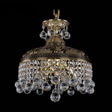Подвесная люстра Bohemia Ivele 1778/30/GB/Balls