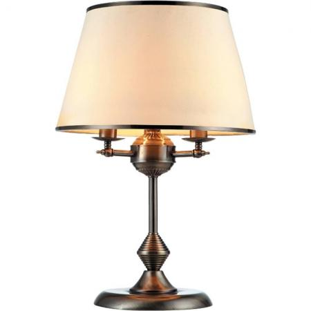 Настольная лампа Arte Lamp Alice A3579LT-3AB лампа настольная arte lamp alice a3579lt 3ab