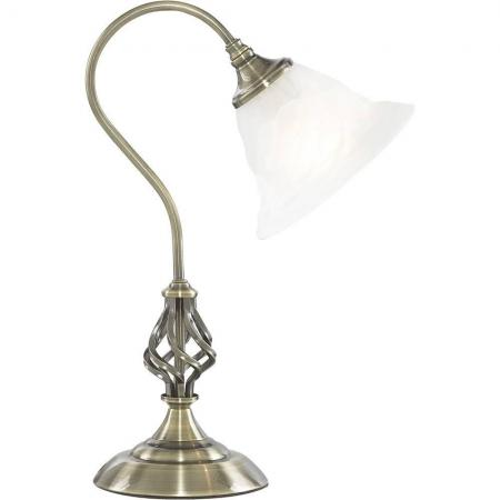 Настольная лампа Arte Lamp Cameroon A4581LT-1AB cameroon without poverty