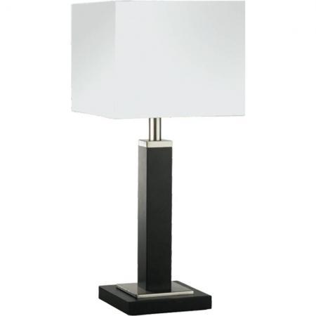 Настольная лампа Arte Lamp Waverley A8880LT-1BK торшер arte lamp waverley a8880pn 1bk