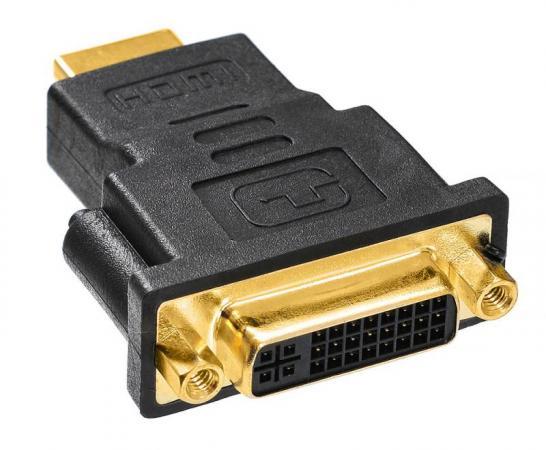 Переходник DVI(F)-HDMI(M) 359901 hdmi на dvi переходник