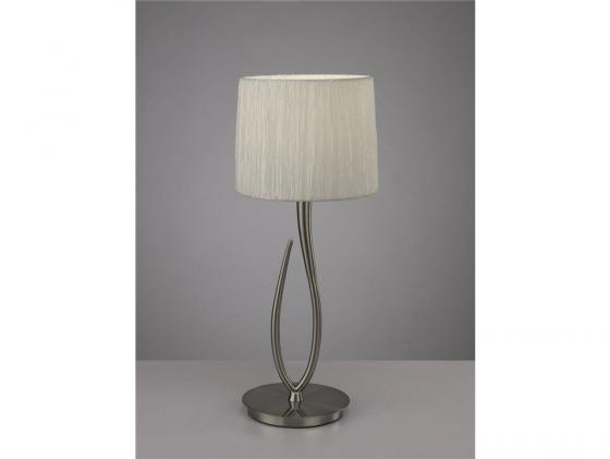 Настольная лампа Mantra Lua 3708 настольная лампа mantra lua 3683