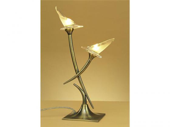 Настольная лампа Mantra Flavia 0371 mantra бра flavia 0372