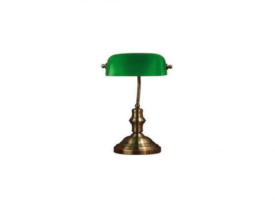 Настольная лампа Markslojd Bankers 105931 настольная лампа офисная markslojd bankers 550121