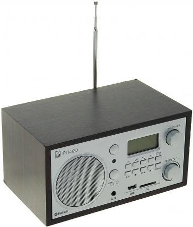 Радиоприемник Сигнал БЗРП РП-320 темный радиоприемник rolsen rfm 330