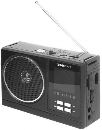 цена на Радиоприемник Сигнал Эфир-10 черный