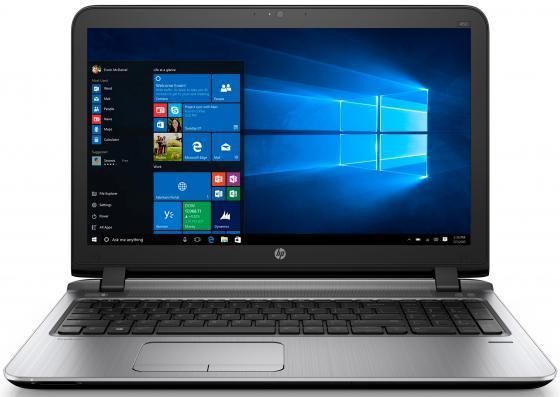 """все цены на Ноутбук HP ProBook 450 G3 15.6"""" 1366x768 Intel Core i5-6200U 500 Gb 4Gb Intel HD Graphics 520 черный Windows 7 Professional + Windows 10 Professional W4P32EA онлайн"""