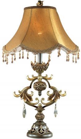 все цены на Настольная лампа Odeon Safira 2802/1T