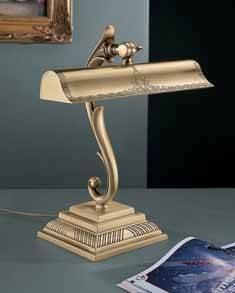 Настольная лампа Reccagni Angelo P 1000/2 BRONZO настольная лампа reccagni angelo p 1000 2 oro