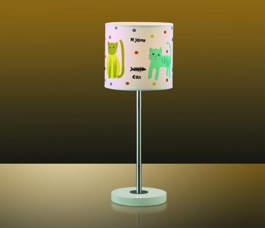 Настольная лампа Odeon Cats 2279/1T odeon light настольная лампа odeon light cats 2279 1t
